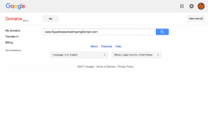 Why Google Domains is My Favorite Registrar