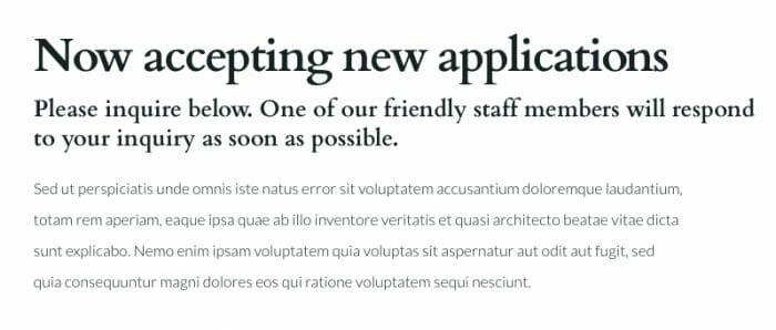 Practical Fonts - Cardo, Lato