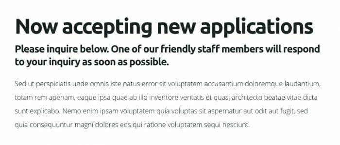 Practical Fonts - Ubuntu, Open Sans