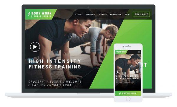 BodyWork Fitness Studio