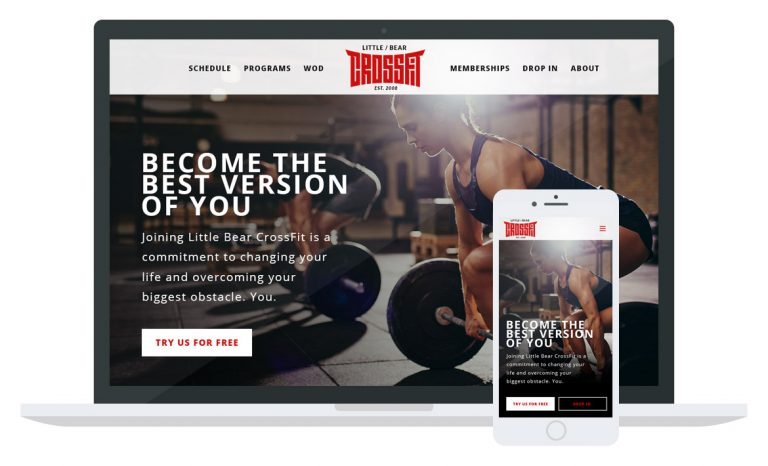 Little Bear CrossFit Website