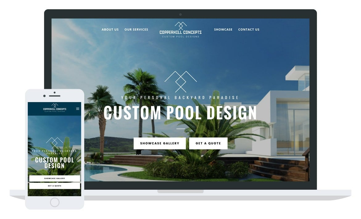 Copperhill Concepts website