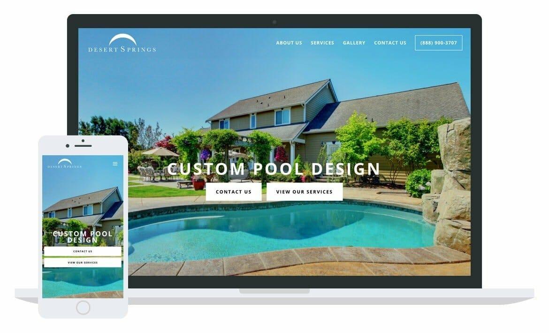 Desert Springs website