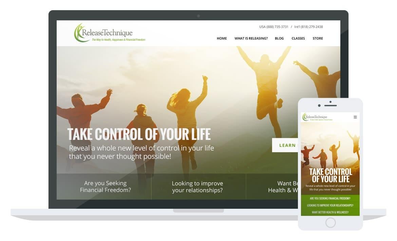 Release Technique website