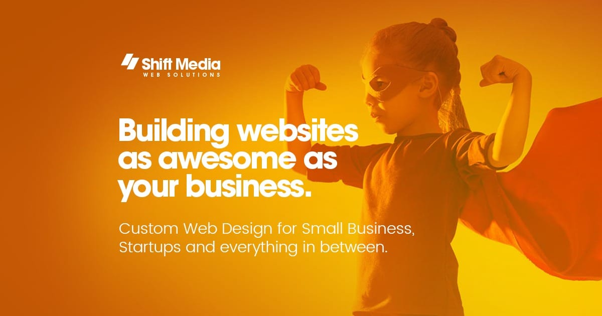 Shift Media: Awesome Web Design & Facebook Marketing | 602-603-5057